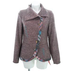 Joe Browns Tweed Wool Fitted Blazers
